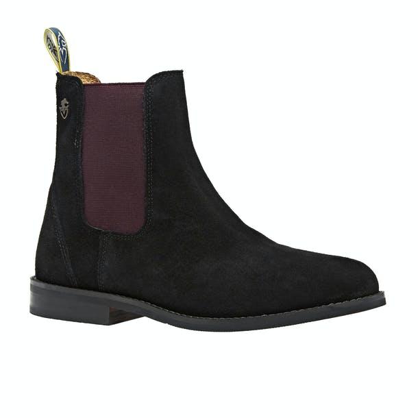 Shires Moretta Antonia Boots Black