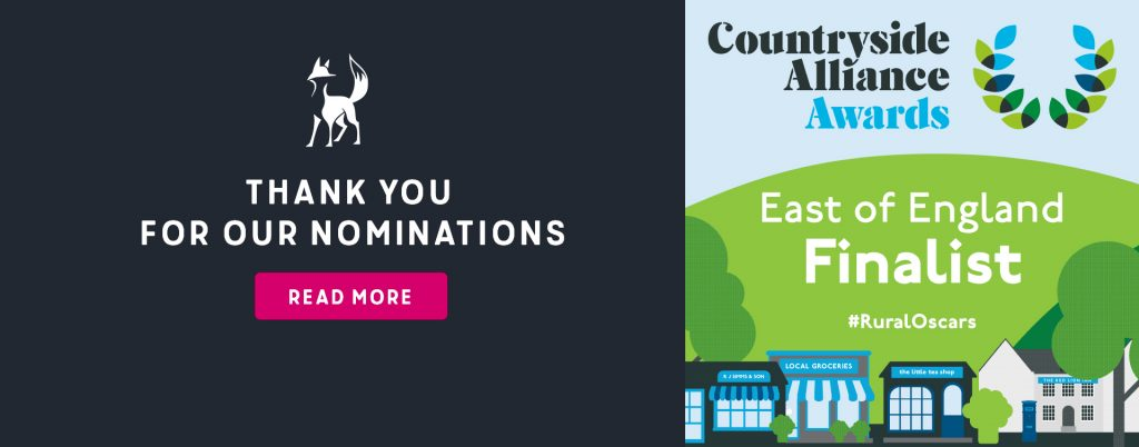 East of England Finalists for The Countryside Alliance Awards
