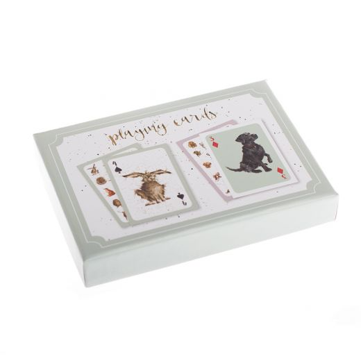 Wrendale Playing Card Gift Set