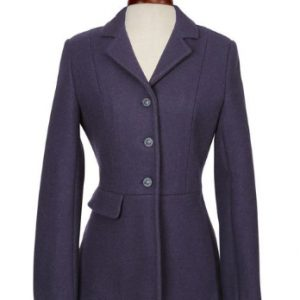 Aubrion Clifton Hunt Coat Navy