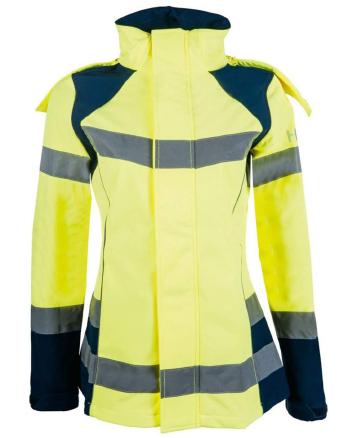 HKM Hi Viz Safety Jacket