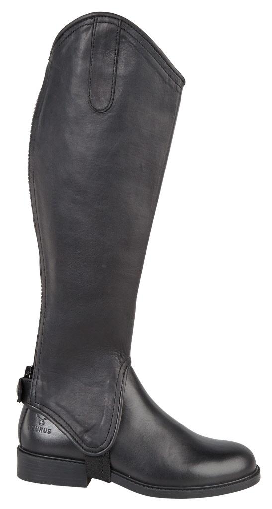 Taurus Soft Leather Gaiters