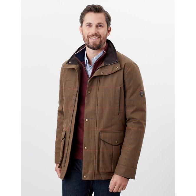 Joules Fullerton Mens Technical Tweed Jacket